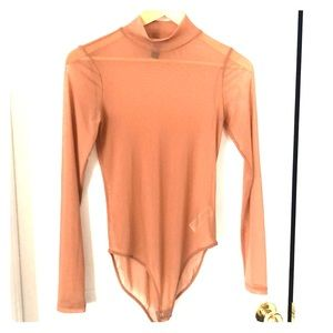 Mesh bodysuit Size:L